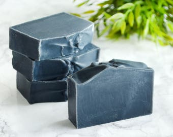 Activated Charcoal Soap - Acne Treatment - Vegan Face Soap - Acne Soap - Teenager Gifts - Tween Girl Gift - Facial Care - Beauty Products