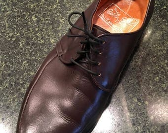 Vintage Men's Oxford Brown 7.5