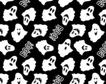 Ready, Set, Glow by Blank Quilting - Ghost - GLOW in the Dark Cotton Woven Fabric