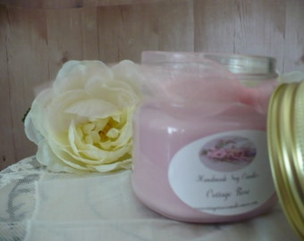 Handmade Flameless Soy Candles