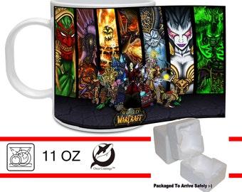 World of Warcraft Mug - Gaming - Great Gift