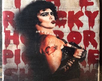 Rocky Horror Picture Show Tile