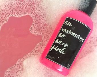 On Wednesdays We Wear Pink Bubble Bath/Shower Gel
