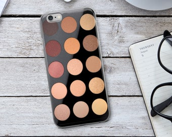 Contour iPhone Case - Contour Palette - Eyeshadow Palette - Eyeshadow iPhone Case - Makeup Palette - Makeup iPhone Case -Makeup -iPhone Case