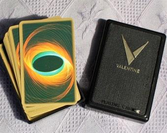 Playing Cards - Vintage Valentine Publishing Company Australia (definitely a full deck!)