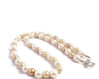 Creamy Pearls