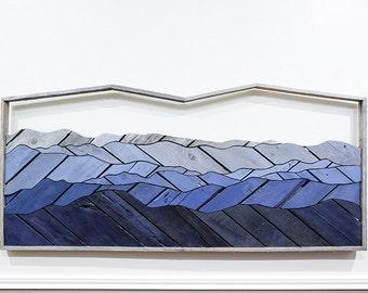 blue ridge mountains, rustic headboard, rustic furniture, reclaimed wood, bedroom furniture, unique headboard, pallet furniture, furniture