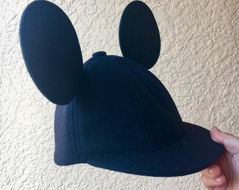 RTS Mouse Hat | Mousketeer Hat | Mickey Hat