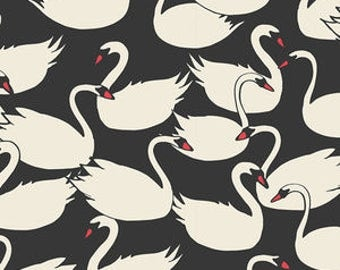 swan crib bedding, organic baby bedding, swan crib sheet, swan nursery, swan baby bedding, organic crib bedding, organic crib sheet