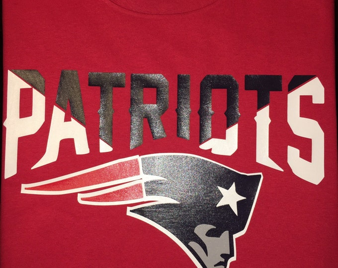Patriots Crossed out Tshirt