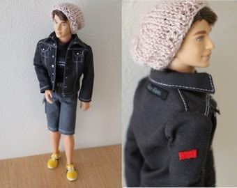 Handmade Ken doll clothes - Casual Outfit
