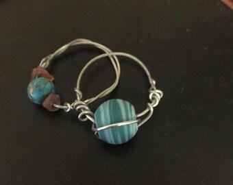 Beautiful custom handmade rings