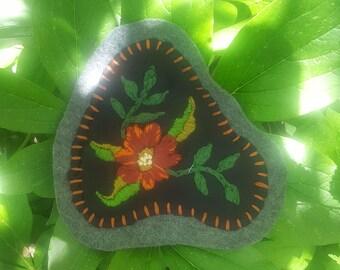 Flower Romance Patch