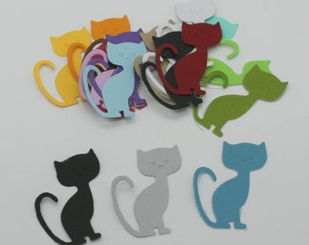Cat: lot of cut die - cut