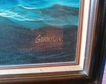 Oil Painting Garrison