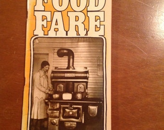 Vintage recipe book- pamphlet