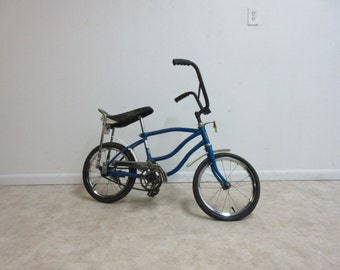 Vintage Child's Roadway 1976 Evil Knievel Edition Bike Bicycle