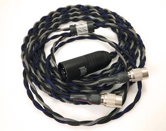 Custom Infinity Series Cable Fits:  Mr. Speakers Alpha Dog, Alpha Prime, Ether
