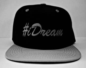 The Inner Self Collection 2.0 #iDream SnapBack Black/Grey