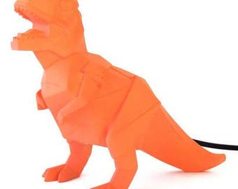 Origami Mini Rex the T Rex Lamp