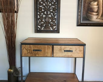 Kitchen island table, Media center table