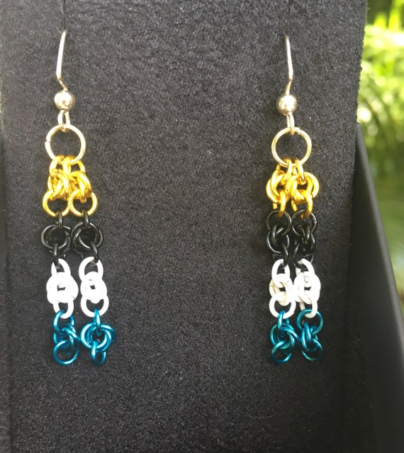 Rodney Bay St. Lucia Earrings