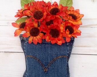 Sunflower Wreaths Etsy