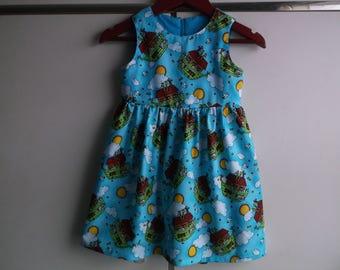 Noah's Ark dress