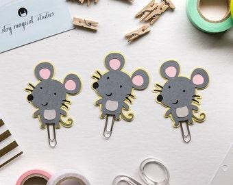 Mouse Paper Clip
