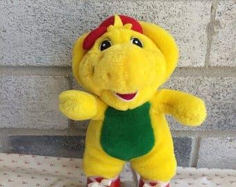 Barney's Bj Dinosaur, BJ Doll, BJ Dinosaur, Barney, Barney Friend BJ