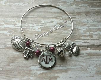A&M Adjustable Bracelet
