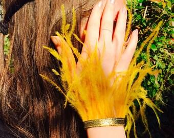 Spring bracelet