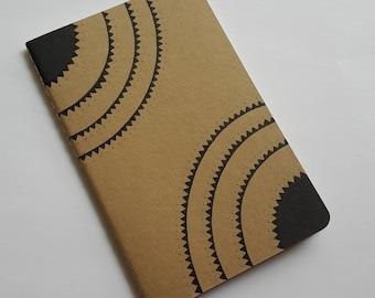 "notebook A6 ""mandala"""