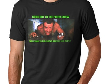 Come out to the Phish Show t-shirt