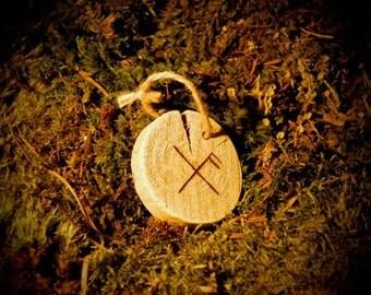 Gibu Auja, rune of chance