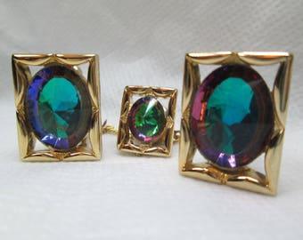 Men's Jewelry, Men's Cufflinks, Vintage Cufflinks, Swank Cufflinks, Dapper Dress, Men's Fashion, Tie Tac