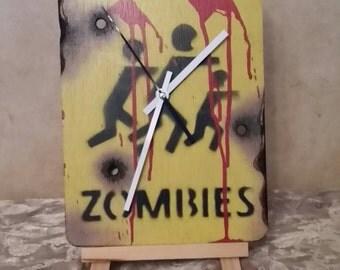 Handmade Novelty Clock