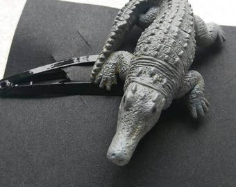 Alligator Hair clip