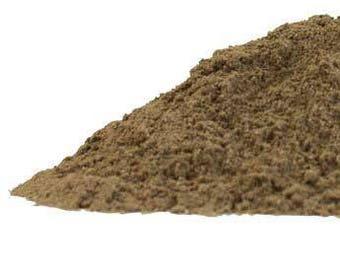 Organic Plantain Leaf Powder- 3oz net wt