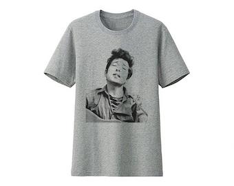 Bob Dylan T- Shirt ( For You )Size xxs,xs,s,m,l,xl,xxl