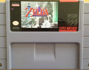 The Legend of Zelda Parallel Worlds - SNES