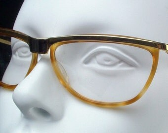 Lino Veneziani 76712 / Vintage 80s  Eyeglasses / N O S  / made in Italy || art. 499