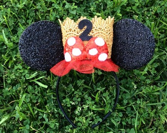 Mouse Crown Ears