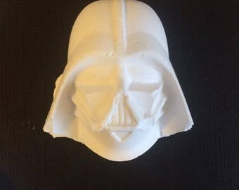 Star Wars Party Favours - 10 x Darth Vader Plaster Faces