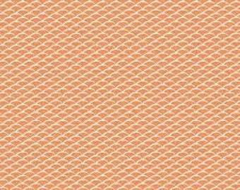 Coral Crib Sheet, Changing Pad Cover, Fitted Crib Sheet, Woodland Crib Bedding, Art Gallery Fabrics, Crib Bedding
