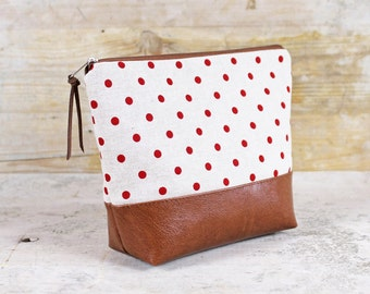 Bag/points red DAISY LOU