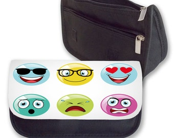 Emojis ( THE SIX) Pencil case / Make up bag
