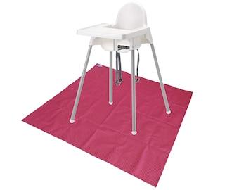 splat mat / art & craft mat / tablecloth / high chair mat