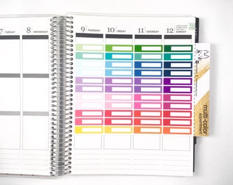 Multi-Colored Appointment Stickers! Perfect for the Erin Condren Life Planner!