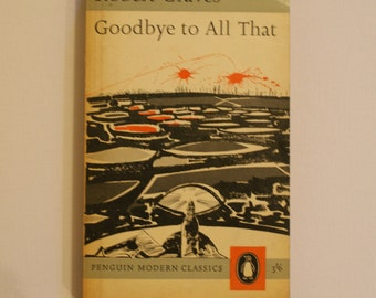 Goodbye to all that, Robert Graves autobiography paperback